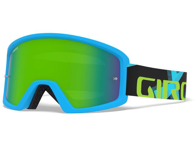 Giro Blok MTB Goggles turkis/farverig (2019) | Briller